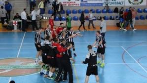 Варненско дерби Локомотив - Спартак в полуфиналните плейофи