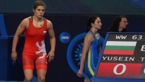 Тайбе Юсеин повежда българския отбор за европейското първенство по борба в Букурещ