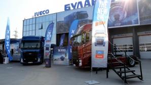 """България е първата спирка от европейската обиколка на """"Камионът на годината"""""""