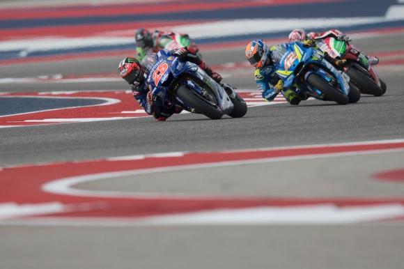 Напрегнат тест за Michelin в MotoGP този уикенд