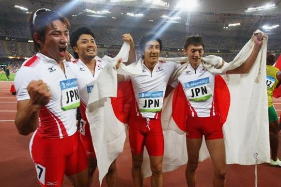 Олимпийски медалисти от Пекин 2008 ще бъдат посланици на Световното за щафети