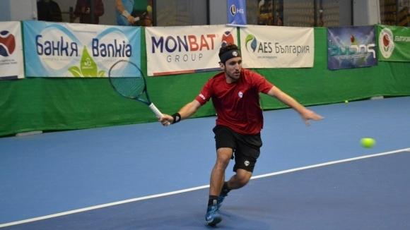 Васко Младенов е четвъртфиналист в Тунис