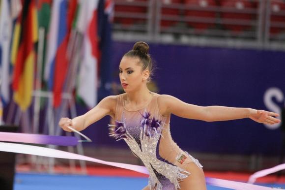 Катрин Тасева грабна трети сребърен медал от Световната купа в София