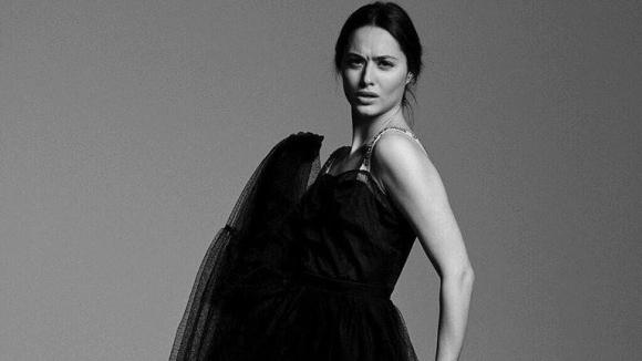 Дъщерята на Иванков блести на модния подиум (снимки)