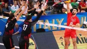 България започва срещу Канада в Лигата на нациите