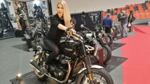 Мотоциклетният свят дойде в София с Moto Expo 2019