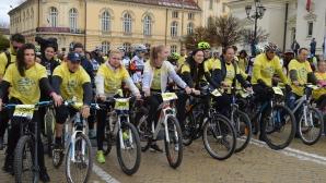 Спортни звезди поведоха хиляди за по-чист въздух в София