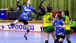 Бъки поведе в полуфиналната серия срещу Свиленград