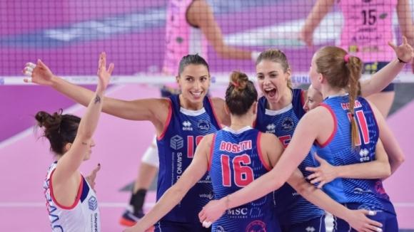 Ели Василева и Скандичи на полуфинал в Италия (видео + снимки)