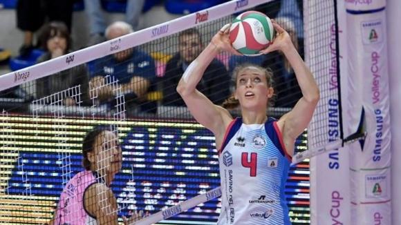 Офелия Малинов на полуфинал за №1 в Италия