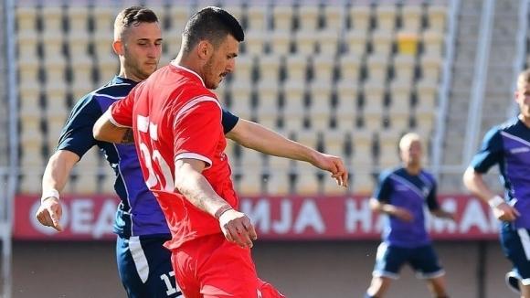 Бившият капитан на Локо (Сф) с важен гол в Македония