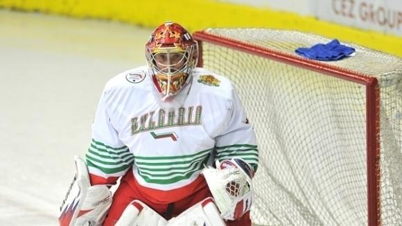 Посланикът на Словакия прие легендата на българския хокей Константин Михайлов