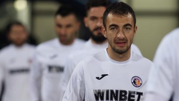 Дани Младенов: Не изиграхме най-добрия си мач