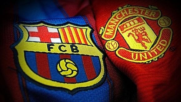 """Барселона ще довършва започнатото срещу Манчестър Юнайтед на """"Камп Ноу"""""""