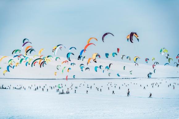 Стотици хвърчила изпълниха Норвегия