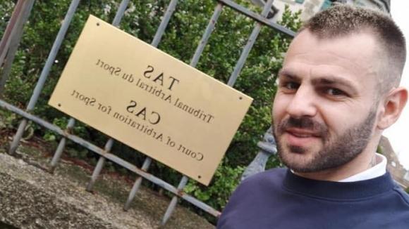 КАС анулира решението на ФИФА по делото Берое срещу Спас Делев