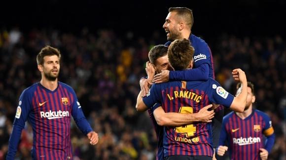 Барселона - Реал Сосиедад 0:0