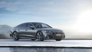Audi S6 и S7 за първи път в TDI вариант с електрически задвижван компресор