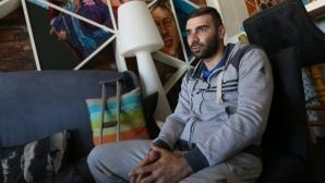 Владо Стоянов претърпя поредна операция в Барселона, ще бъде обездвижен един месец