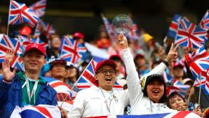 Ф1 води преговори за второ състезание в Китай