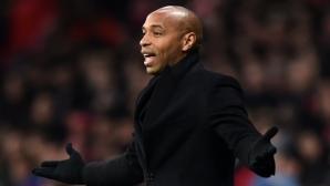 Играч на Монако с критика срещу Анри: Беше нервен и ни крещеше