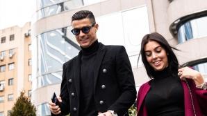 Водеща със скандални твърдения за отношенията на Роналдо с жените