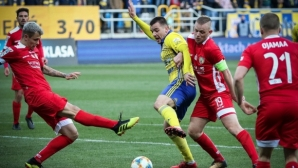 Алекс Колев се размина с тежка контузия