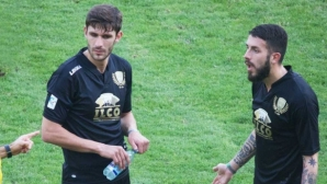 Живко Атанасов спаси тима си с гол в 90-ата минута (видео)