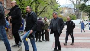 Батков през сълзи: Сашо Костов бе чист човек (видео)