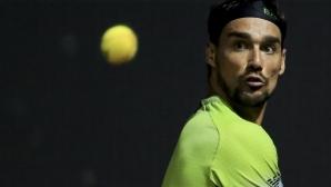 """Фонини планира дълга пауза от тениса след """"Ролан Гарос"""""""