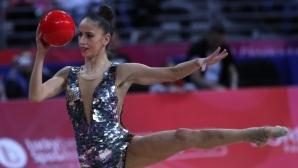 Владинова и Калейн ще ни представят на Световната купа в Ташкент