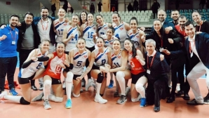 THY на Христина Русева ще играe за 5-ото място в Турция