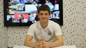 Самуил Василев много иска да получи повиквателна за националния отбор (видео)