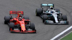 Ферари ще копират задното крило на Мерцедес