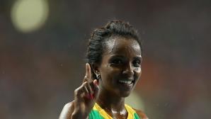 Тирунеш Дибаба пропуска Лондонския маратон