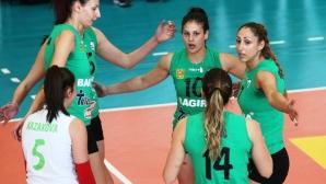 Волейболистките на Берое на финал за Купата след драма срещу Левски (видео + статистика)