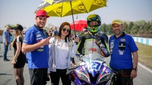 Състезателите на Кида Моторспорт готови за двата кръга на Серес