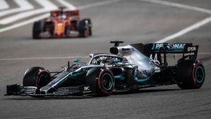 Ферари и Мерцедес с най-малко софт гуми за ГП на Азербайджан