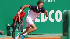Циципас отново преклони глава пред шампиона на Sofia Open
