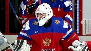 Александър Георгиев с успешен дебют за националния отбор на Русия