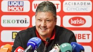 Любо Пенев съзря нов грандиозен заговор срещу ЦСКА-София, отправи тежки обвинения към грандовете на България (видео)