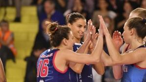 Елица Василева и Скандичи с драматична победа в Италия