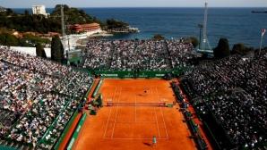 Кортовете в Монте Карло изненадващо бързи?