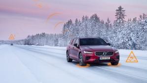 Volvo автомобилите в цяла Европа ще комуникират помежду си
