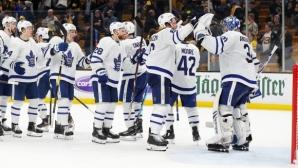 Торонто докосва втория кръг след победа като гост на Бостън
