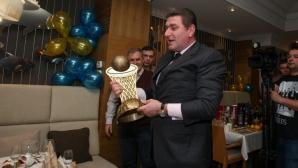 """Валентин Златев вече не е генерален директор на """"Лукойл-България"""", повишен е"""