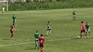 ЦСКА-София излъга Лудогорец при набор 2004