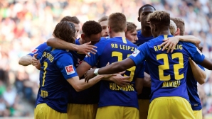 РБ (Лайпциг) твори история в германския футбол