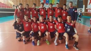 ВА Стойчев-Казийски на държавни финали за прекадети