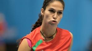 Шиникова победи бивша номер 12 в света